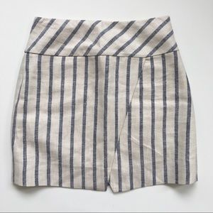 LIKE NEW: J.Crew Linen Skirt